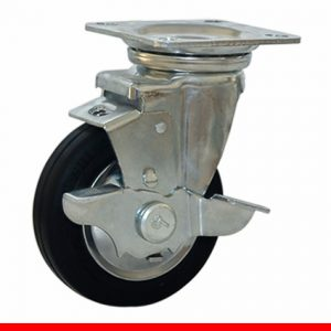 Sản phẩm Càng bánh xe L di động có khóa L130T của công ty cổ phần Làng Rùa
