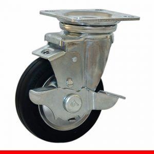 Sản phẩm Càng bánh xe L di động có khóa L150T của công ty cổ phần Làng Rùa
