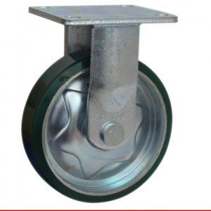 Sản phẩm Càng bánh xe M cố định bánh xe nhựa PU M130CPU