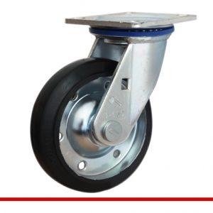 Sản phẩm Càng bánh xe M di động bánh đặc M200