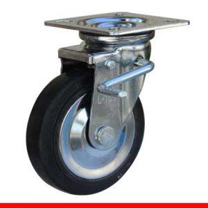 Sản phẩm Càng bánh xe L di động có khóa C L200TC